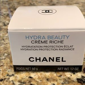 Chanel Hydra Beauty creme riche 1.7 oz